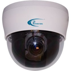 i3 International - C-DI210 - i3International C-DI210 Surveillance Camera - Color - 2.80 mm - 3.8x Optical - CCD - Cable