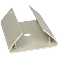 i3 International - i3D708 - i3International i3D708 Mounting Adapter - 22.05 lb Load Capacity - Aluminum - White