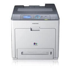 Samsung - CLP-775ND - Samsung CLP-775ND Laser Printer - Color - 9600 x 600 dpi Print - Plain Paper Print - Desktop - 35 ppm Mono / 35 ppm Color Print - 600 sheets Standard Input Capacity - 120000 Duty Cycle - Automatic Duplex Print - LCD - Ethernet -