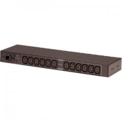 Server Technology - C-24H2-L30 - Server Technology Sentry Metered C-24H2-L30 24-Outlets PDU - 24 x IEC 60320 C13 - 1U - Horizontal Rackmount