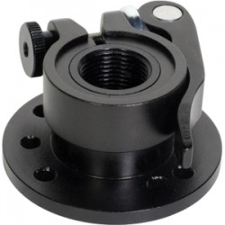 Gamber-Johnson - 14146 - Gamber-Johnson Mounting Adapter - Anodized Aluminum - Black