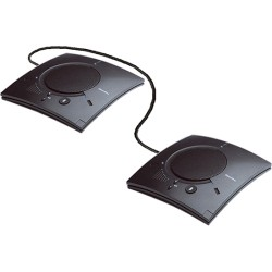 ClearOne - 910-156-251-00 - ClearOne CHATAttach 160 Conference Phone - Corded - 1 x Phone Line - Speakerphone