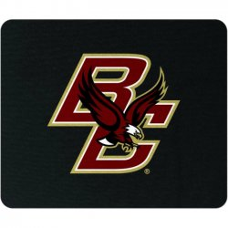 Centon Electronics - MPADC-BC - Centon Boston College Mouse Pad - Black