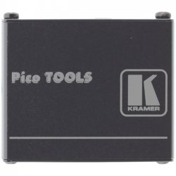 Kramer Electronics - PT-572 - Kramer HDMI over Twisted Pair Receiver - 1 Input Device - 1 Output Device - 295.28 ft Range - 1 x HDMI In - Twisted Pair - Category 7 - Rack-mountable