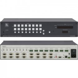 Kramer Electronics - VP-8X8AK - Kramer VP-8X8AK VGA Switch - UXGA - 8 x 88 x VGA Out