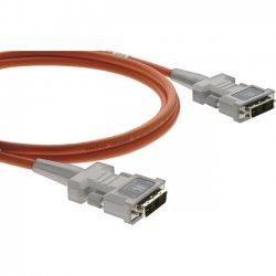 Kramer Electronics - C-AFDM/AFDM-66 - Kramer C-AFDM/AFDM-66 Fiber Optic Video Cable - Fiber Optic for TV, Video Device - 66 ft - 1 x DVI-D Male Digital Video - 1 x DVI-D Male Digital Video