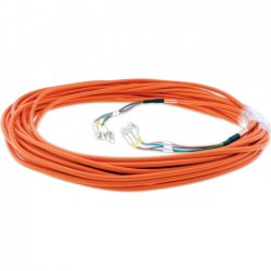 Kramer Electronics - C-4LC/4LC-200 - Kramer C-4LC/4LC-200 Fiber Optic Cable - Fiber Optic for Network Device - 200 ft - 4 x LC Male Network - 4 x LC Male Network