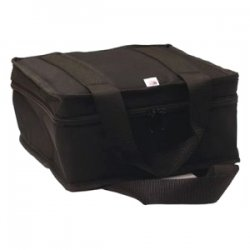 Anchor Audio - CC-100 - Anchor Audio CC-100 Carrying Case for Speaker System - Black - Cordura - Handle