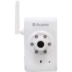 Asante - 99-00848 - Asante Voyager SmartBot Network Camera - Color - CMOS - Cable, Wireless - Wi-Fi - Ethernet