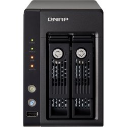 QNAP Systems - TS-259-PRO+-US - 2-Bay iSCSI Hotswapped NAS