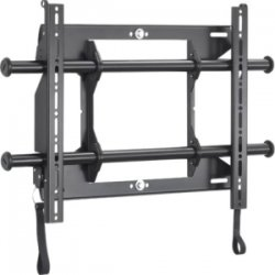 "Chief - MSA3044 - Chief Fusion MSA3044 Wall Mount for Flat Panel Display - 26"" to 47"" Screen Support - 125 lb Load Capacity - Steel - Black"