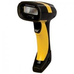 Datalogic - PBT8300-ARRK10EU - Datalogic PowerScan PBT8300 Handheld Bar Code Reader - Wireless Connectivity - 35 scan/s1D - Laser - Omni-directional - Bluetooth