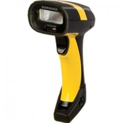 Datalogic - PBT8300-ARRK20EU - Datalogic PowerScan PBT8300 Handheld Bar Code Reader - Wireless Connectivity - 35 scan/s - Laser - Omni-directional - Bluetooth