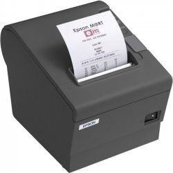 "Epson - C31C636A7361 - Epson TM-T88IV ReStick Direct Thermal Printer - Monochrome - Desktop - Label/Receipt Print - 3.15"" Print Width - 5.91 in/s Mono - 203 x 203 dpi - 4 KB - USB - Serial - 3.15"" Label Width"
