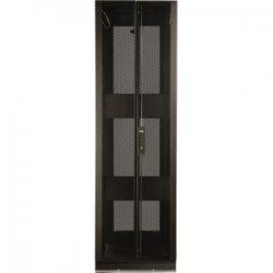 "Tripp Lite - SR42UBZ4 - Tripp Lite 42U Rack Enclosure Server Cabinet w/ Doors & Sides Seismic - 19"" 42U Wide - Black"