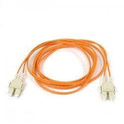 Belkin / Linksys - F2F40200-05M - Belkin Fiber Optic Duplex Patch Cable - ST Male - ST Male - 16.4ft