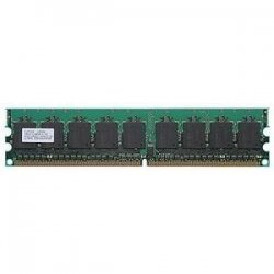 Hewlett Packard (HP) - 375004-B21 - 4GB: 2RX2GB PC2-3200 DDR2-400 - 4GB (2 x 2GB) - 400MHz DDR2-400/PC2-3200 - ECC - DDR2 SDRAM - 240-pin