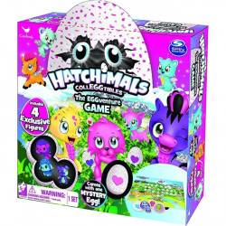 Spin Master - 6039433 - Hatchimals EGGventure Game - Matching - 2 to 4 Players