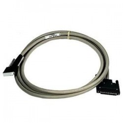 Hewlett Packard (HP) - 110942-001 - HP SCSI Cable - HD-68 Male SCSI - VHDCI Male SCSI - 12.14ft