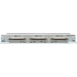 Cisco - NCS4200-48T1E1-CE - Cisco 48 X T1/E1 CEM Interface Module - 48 RJ-48 T1/E1T1/E1