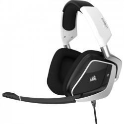 Corsair - CA-9011155-NA - Corsair VOID PRO RGB USB Gaming Headset - Stereo - White - USB - Wired - 32 Kilo Ohm - 20 Hz - 20 kHz - Over-the-head - Binaural - Circumaural
