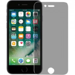 Amzer - AMZ203127 - Amzer Kristal Privacy Tempered Glass HD Edge2Edge Screen Protector for iPhone 8 Plus Black - For 5.5LCD iPhone 8 Plus