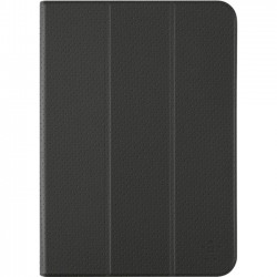 Belkin - F7P369BTC00-TL - Belkin Tri-Fold Carrying Case (Tri-fold) for 8 Tablet - Blacktop - Fabric, Velvet Interior - Textured