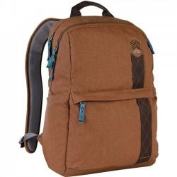 STM Bags - stm-111-148P-10 - STM Goods Banks Carrying Case (Backpack) for 15, Notebook - Desert Brown - Polyester - Shoulder Strap - 17.9 Height x 12.4 Width x 6.5 Depth