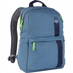 STM Bags - stm-111-148P-16 - STM Goods Banks Carrying Case (Backpack) for 15, Notebook - China Blue - Polyester - Shoulder Strap - 17.9 Height x 12.4 Width x 6.5 Depth