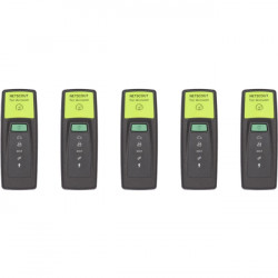 NetScout Systems - TEST-ACC-5PK - NetScout Test Accessory (5 PK) for AirCheck-G2 Wireless Tester - 5 Pack
