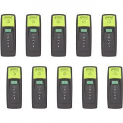 NetScout Systems - TEST-ACC-10PK - NetScout Test Accessory (10 PK) for AirCheck-G2 Wireless Tester - 10 Pack
