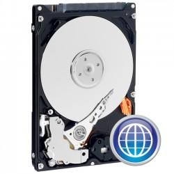 Western Digital - WD5000BPVT - WD Scorpio Blue WD5000BPVT 500 GB 2.5 Hard Drive - SATA - 5400rpm - 8 MB Buffer - Hot Swappable - Plug-in Module