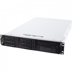 ipConfigure - SF2-T2-S24R5-2 - ipConfigure Tiger Network Surveillance Server - Network Surveillance Server - 24 TB Hard Drive - 8 GB