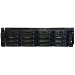 ipConfigure - SF2-W3-U48R5-2 - ipConfigure Whale Network Surveillance Server - Network Surveillance Server - 48 TB Hard Drive - DVD-Writer - 32 GB - 1 VGA Out - HDMI