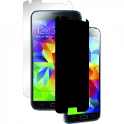 Fellowes - 4812601 - Fellowes PrivaScreen Blackout Privacy Filter - Galaxy S5 Black - Smartphone