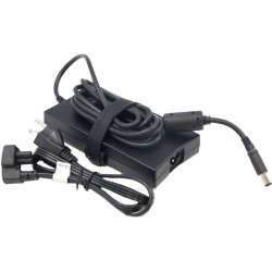 Dell - 2TXJ7 - Dell AC Adapter - 130 W Output Power - 110 V AC Input Voltage