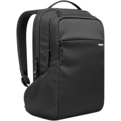 Incipio - CL55535 - Incase ICON Carrying Case (Backpack) for 15 Notebook, MacBook Pro (Retina Display) - Black - 840D Nylon, Faux Fur Interior - Shoulder Strap - 19 Height x 12 Width x 8 Depth