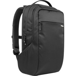 Incipio - CL55532 - Incase ICON Carrying Case (Backpack) for 15 Notebook, MacBook Pro (Retina Display) - Black - 840D Nylon - Shoulder Strap - 19 Height x 13 Width x 9 Depth