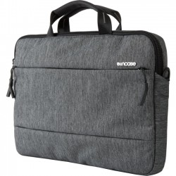 Incipio - CL60591 - Incase City Carrying Case (Briefcase) for 15 MacBook Pro, Notebook - Gray - 270 x 500D Polyester - 11 Height x 15.5 Width x 3 Depth