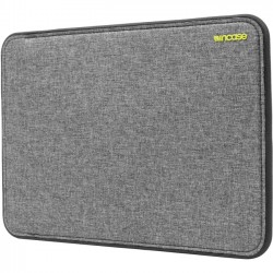 Incipio - CL60647 - Incase Icon Carrying Case (Sleeve) for 13 MacBook Pro (Retina Display) - Heather Gray, Black - Impact Absorbing, Shock Absorbing - Neoprene - 10 Height x 14 Width x 0.5 Depth