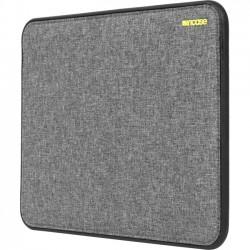 Incipio - CL60646 - Incase ICON Carrying Case (Sleeve) for 13 MacBook Air - Heather Gray, Black - Shock Absorbing, Dust Resistant, Debris Resistant - Faux Fur - 14 Height x 10.5 Width x 0.5 Depth
