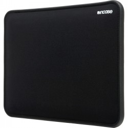 Incipio - CL60655 - Incase ICON Carrying Case (Sleeve) for 11 MacBook Air - Black, Slate - Shock Absorbing, Dust Resistant, Debris Resistant - Faux Fur