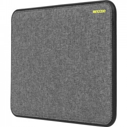 Incipio - CL60645 - Incase ICON Carrying Case (Sleeve) for 11 MacBook Air - Black, Heather Gray - Shock Absorbing