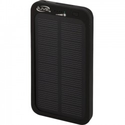GPX - WP6406B - DPI Solar Charger for Mobile Devices - 5 V DC Output - Input connectors: USBProprietary Battery Size