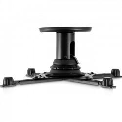 V7 - PM1U50-1N - V7 PM1U50-1N Ceiling Mount for Projector - 50 lb Load Capacity - Black