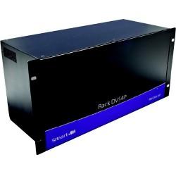 Smart AVI - RK-DVS4P-4S - SmartAVI RK-DVS4P-4S Signal Splitter - 1920 x 1200 - 25 ft Maximum Operating Distance - DVI In - DVI Out