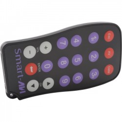 Smart AVI - RMT-MXU - SmartAVI RMT-MXU IR Remote for MXCore Matrix Series - For HDMI Switcher