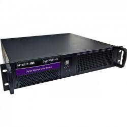 Smart AVI - 4K-SVWP-120G7S - SmartAVI SignWall-4K 4K-SVWP-120G7S Digital Signage Appliance - Core i7 3.40 GHz - 8 GB - 120 GB HDD - HDMI - USB - DVIEthernet