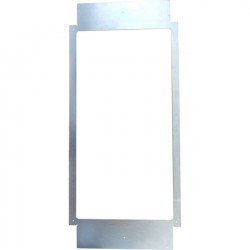 Premier Mounts - LMVP-711 - Premier Mounts LMVP-711 Mounting Spacer for Digital Signage Display - 46 Screen Support - Silver