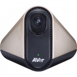 AVer Information - VSIONCC30 - AVer CC30 Video Conferencing Camera - 8 Megapixel - 60 fps - USB 2.0 - 1920 x 1080 Video - Microphone - Wireless LAN - Notebook